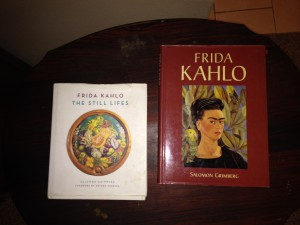 Frida Kahlo Books Large