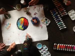 Expressive Arts Group Activity